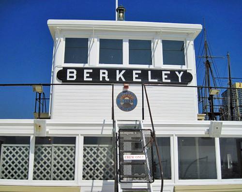 Berkeley Ferry Boat Circa 1890 San Diego Maritime Museum