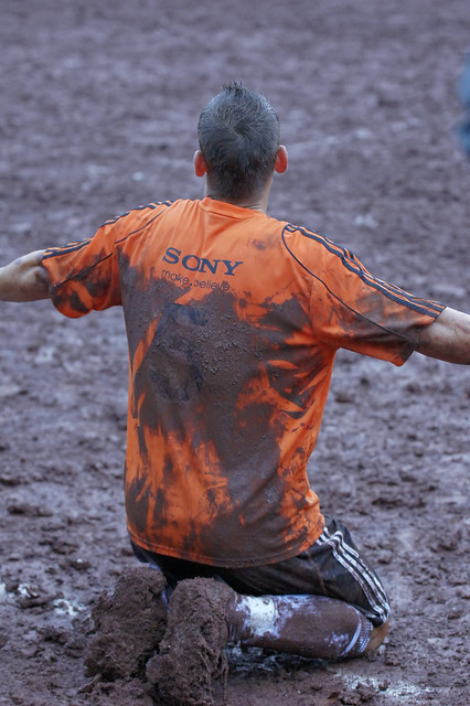 Sony Twilight Football, Iguazu Falls, Argentina 3