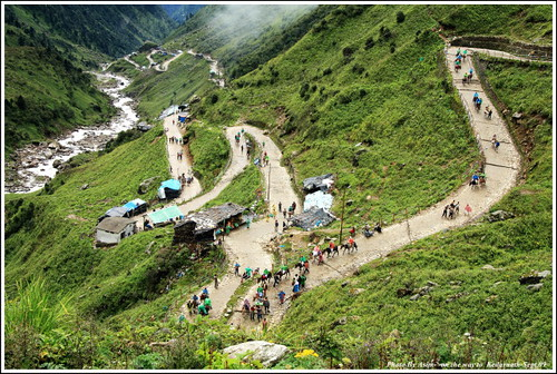 while going to kedarnath-- INDIA