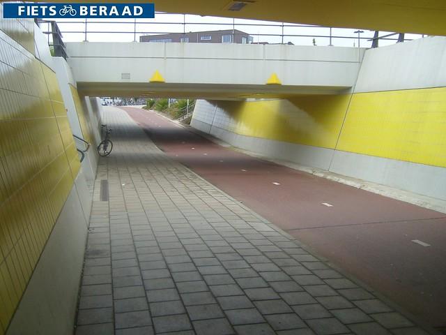Велопешеходный тоннель под дорогой