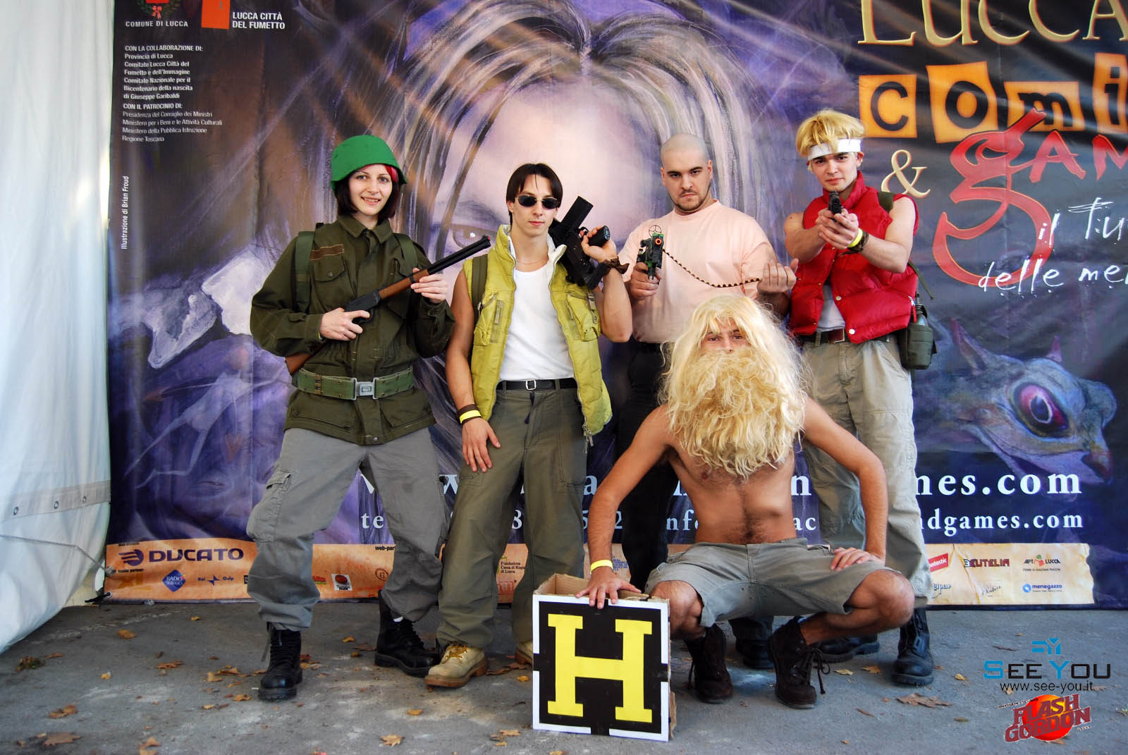 Cosplay SNK - Page 4 4072024528_b020a4a13f_o