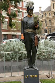 Imagen de Sir Redmond Barry Statue.