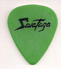 Troy's Picks (Savatage - Chris Caffery - Front)