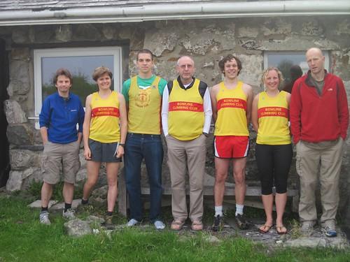 Bowline CC runners