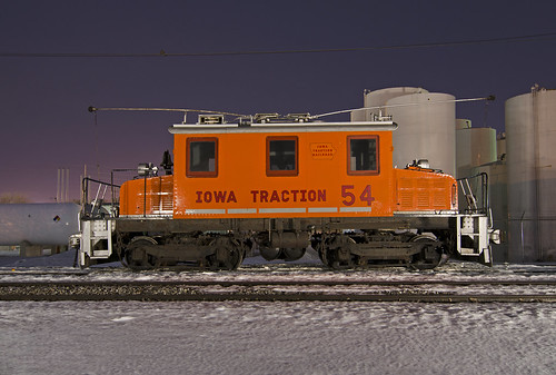 Iowa Traction Railroad
