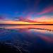 Matanzas Inlet January Sunset