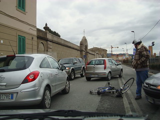 Incidente di percorso