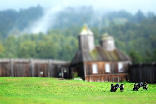 Tilt Shift Cannons