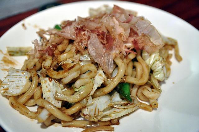 気分屋DINING 笑和 大阪燒居酒屋-炒烏龍麵