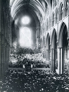 Lincoln Cathedral 1910