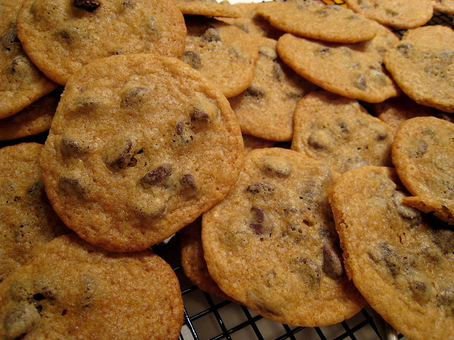 Original NESTLE TOLL HOUSE Dark Chocolate Chip Cookies Recipes ...