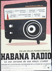 I'm on a Cuban Radio...