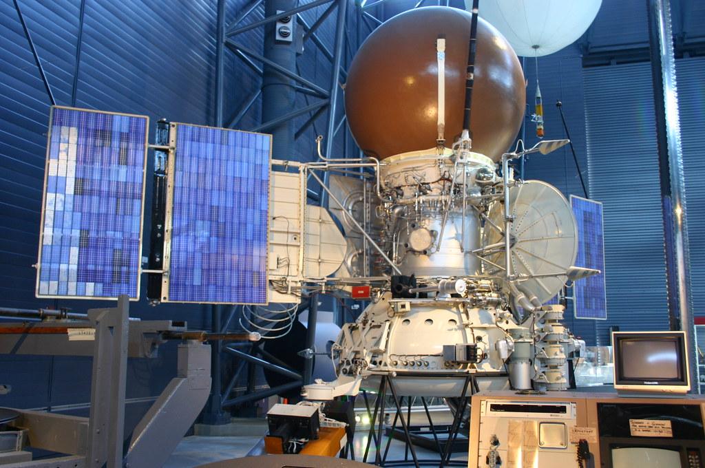 Vega Solar System Probe Bus and Landing Apparatus   In ...