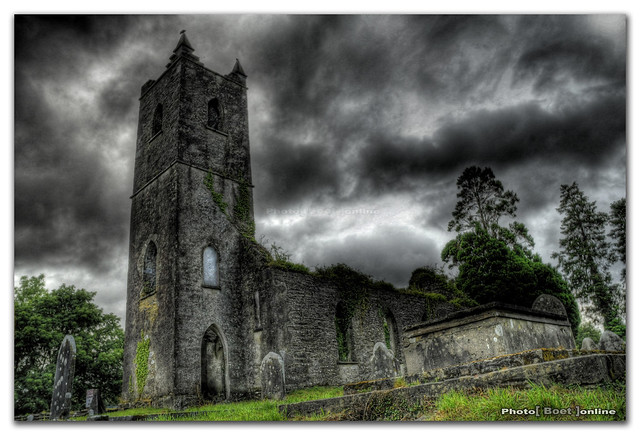Kenmare Ireland  city photos : HDR Abbey ruin @ Kenmare, Ireland | Flickr Photo Sharing!