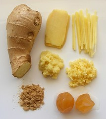 Herbal Supplement, Ginger by FotoosVanRobin, on Flickr