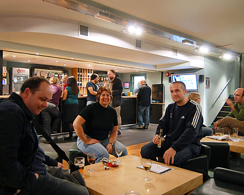 Birkbeck Bar