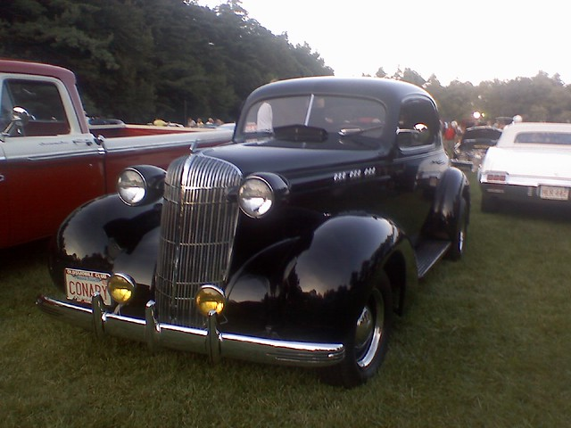 1936 Oldsmobile Coupe for Sale http://www.flickr.com/photos/cadillac_v16/3869050811/