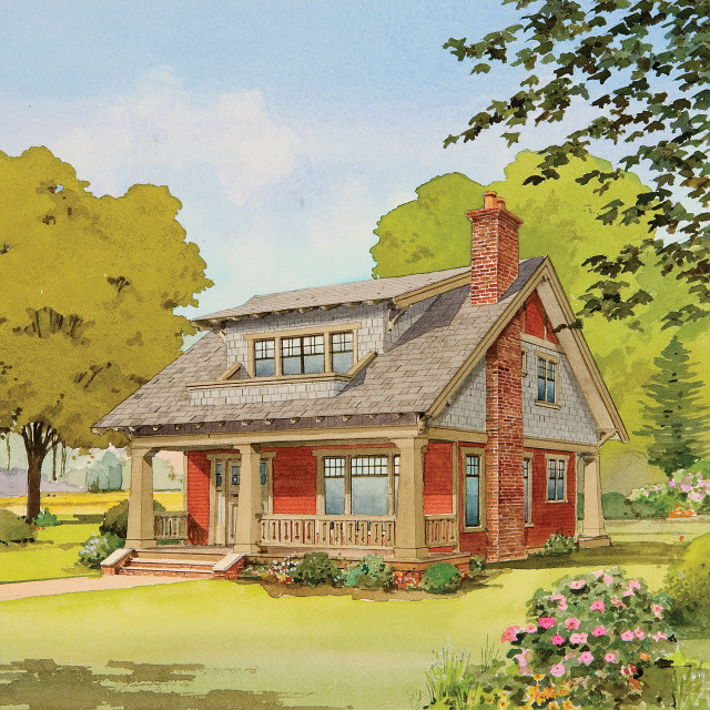 The foxtail by the bungalow company flickr photo sharing for Bungalow company plans