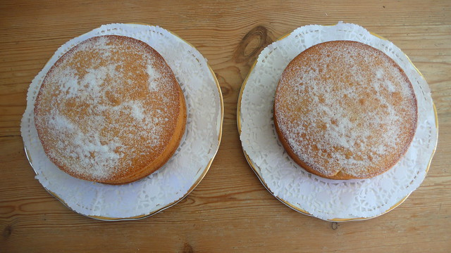 Sponge Cake Vs Gateau Fouett Ef Bf Bd