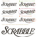 Scrabble Logo Redesign
