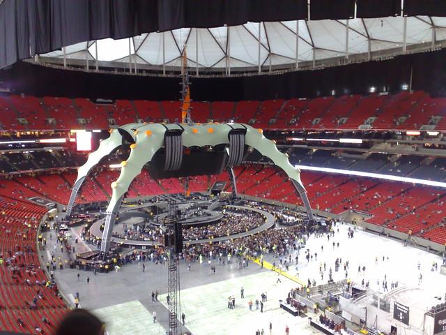Georgia Dome Implosion Interior >> Georgia Dome