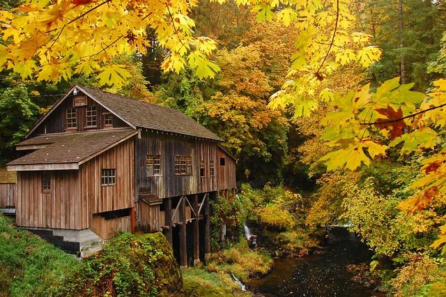Cedar Creek Grist Mill Flickr Photo Sharing
