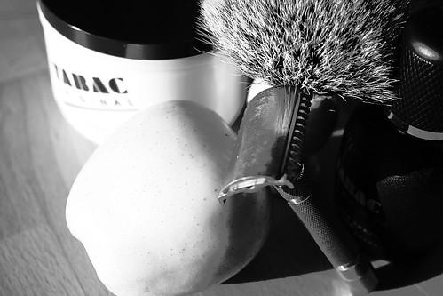kit per farsi la barba