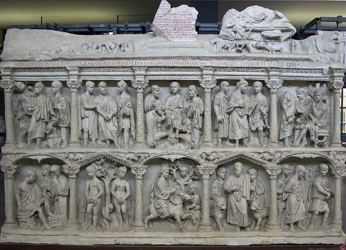 Junius Bassus Sarcophagus