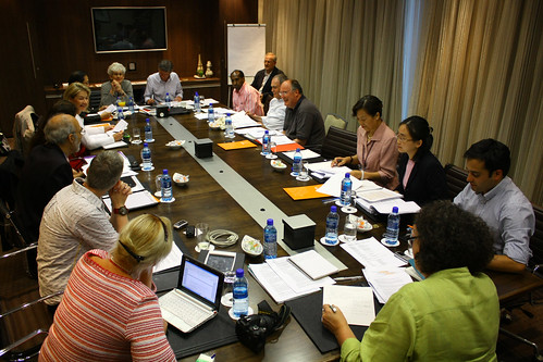 IFACCA board meeting, 4th World Summit on Arts & Culture