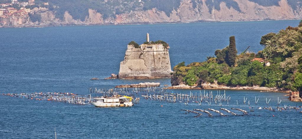 La Torre Scola Liguria Italy