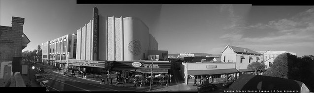 Alameda Theater Panoramic