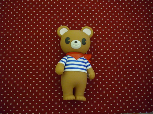 re-ment sailor bear I got in Hong Kong.