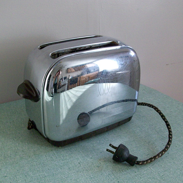 antique Toastmaster toaster | Flickr - Photo Sharing!