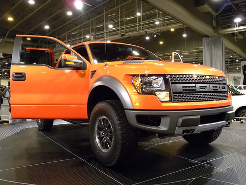 FORD RAPTOR HOUSTON