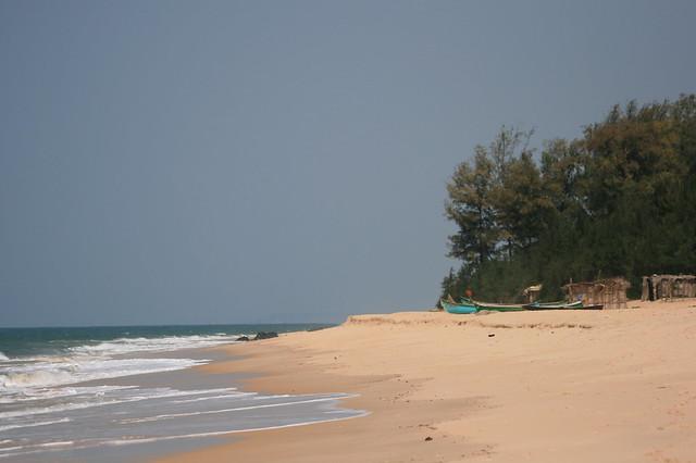Kurumgad Beach