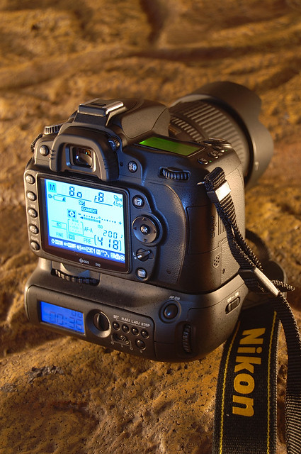 Nikon D90 With Battery Grip Nd90p Flickr Photo Sharing