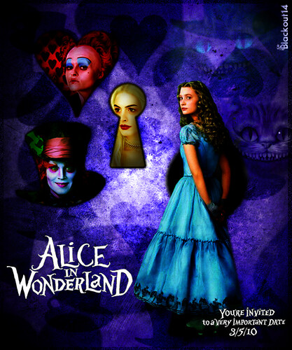49. Alice in Wonderland - You're Invited
