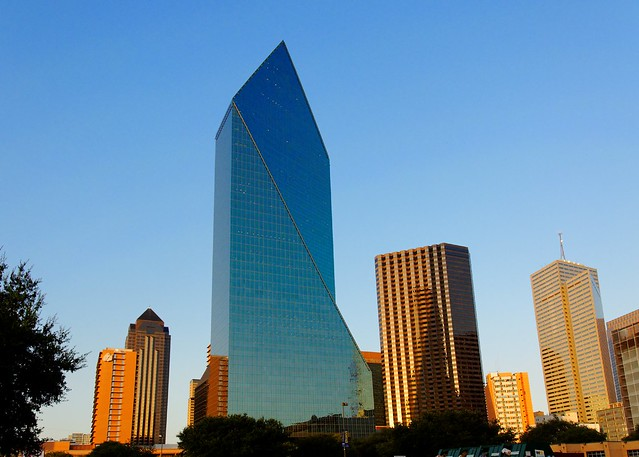 Downtown Dallas - #3830