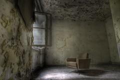 The forsaken chair