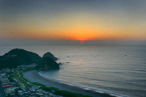 sunrise 日出 南方澳漁港 platinumphoto etonshu sonyalpha900