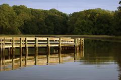 Pier at Bennett's Creek Park - 1