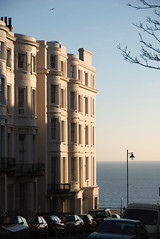Brighton Street, Winter Sun