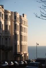 Brighton Street, Winter Sun