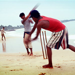 Beach Cricket Tangalle