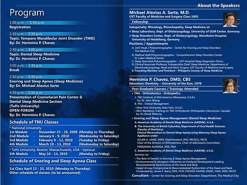 TMD Orientation Seminar at NU (page 2)