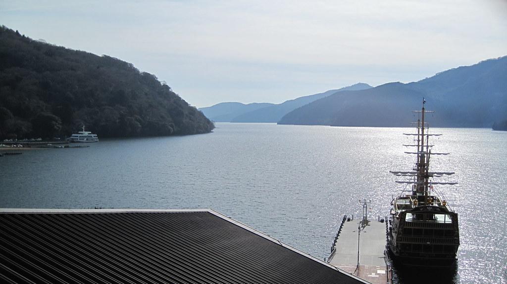 蘆之湖 & 觀光海賊船