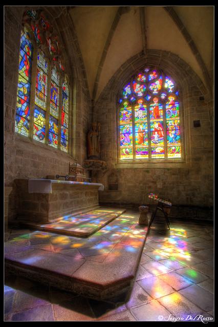 Locronan, Saint Ronan Eglise