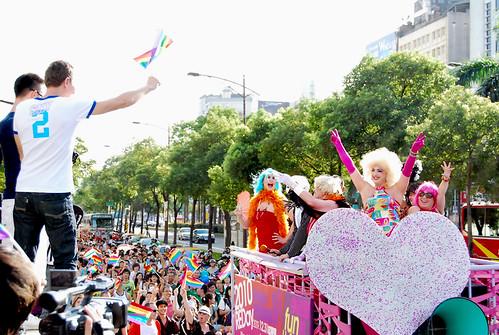 2009 Taiwan Pride Parade