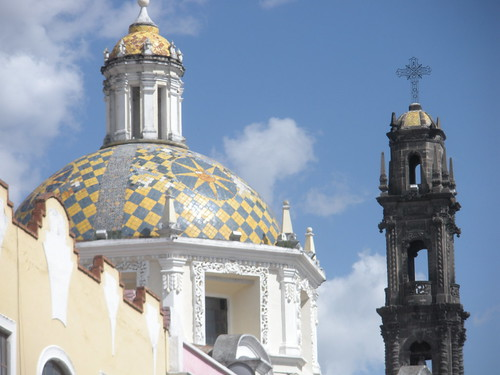 Puebla streetscene