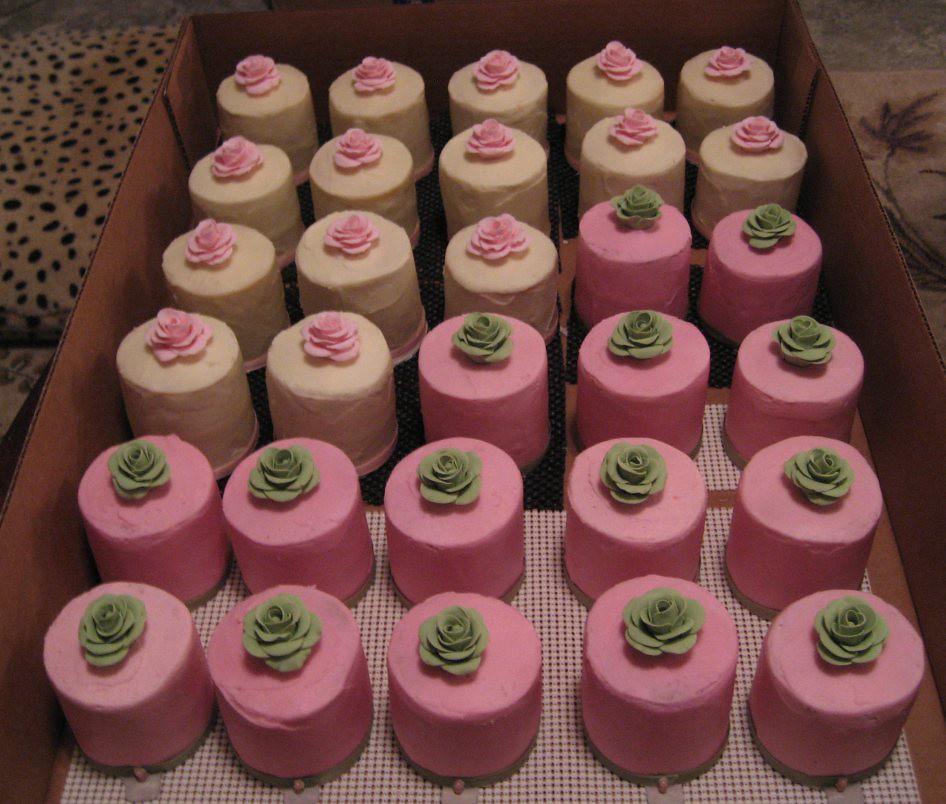 3 inch Mini Cakes